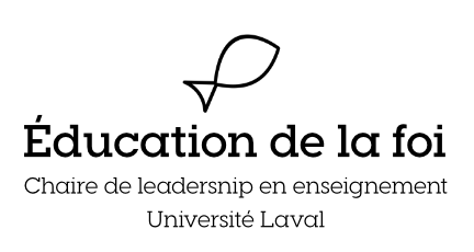 Chaire de leadership en éducation de la foi